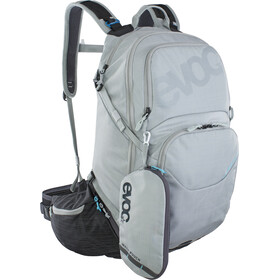 EVOC Explr Pro Technical Performance Pack Zaino 30l, silver/carbon grey